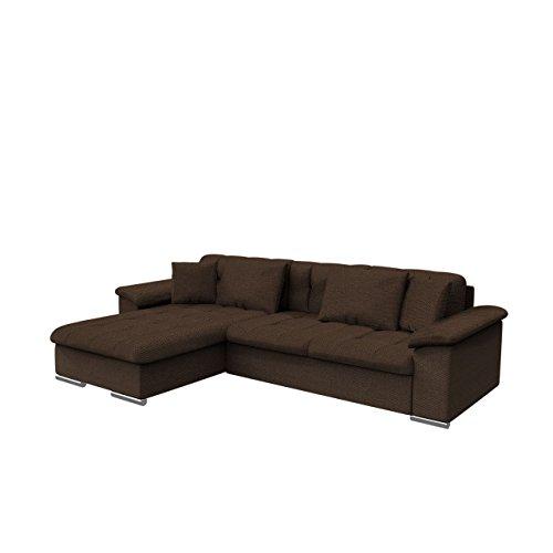 gro es design ecksofa diana sale eckcouch mit bettkasten und schlaffunktion elegante couch. Black Bedroom Furniture Sets. Home Design Ideas