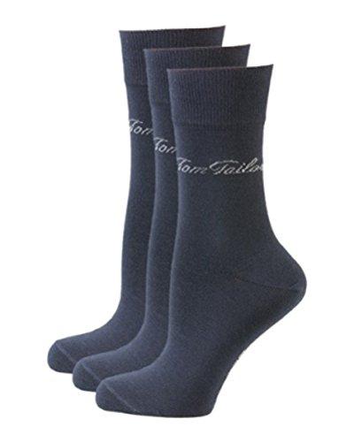 tom tailor basic socken blau gr e 35 38 m bel24 stylesfruit. Black Bedroom Furniture Sets. Home Design Ideas