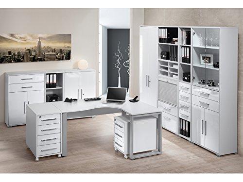 "Büro-Set Büroeinrichtung Bürokombination Büroprogramm Komplett-Set ""Gerit VIII"""