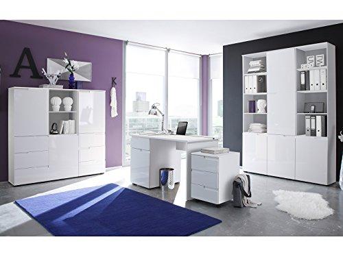 "Büro-Set Büroprogramm Bürokombination Büroeinrichtung Komplettset ""Suzette I"""