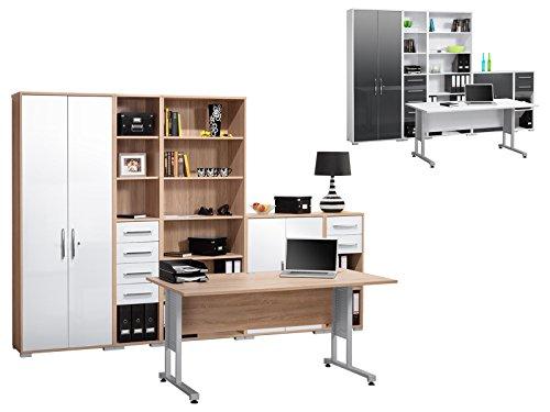 "Büro-Set Komplett-Set Büroprogramm Bürokombination Büroeinrichtung ""Gerit I"""
