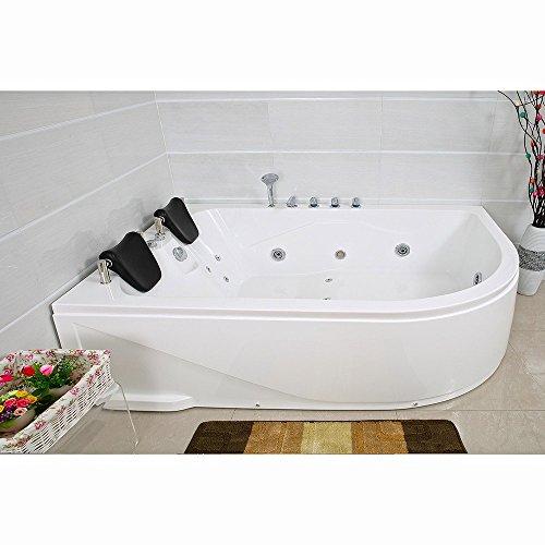 Home Deluxe Blue Ocean XL Whirlpool, inkl. komplettem Zubehör