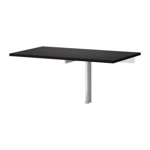 IKEA Wandklapptisch 'Bjursta' Klapptisch in 90x50cm - Küchentisch Laptoptisch Kindertisch