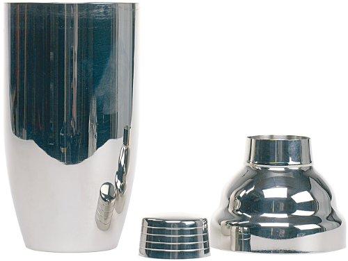 PEARL Cocktail Mixer: Cocktail-Shaker 0,7l (verchromter Edelstahl) (Mixer für Lieblingsgetränk)