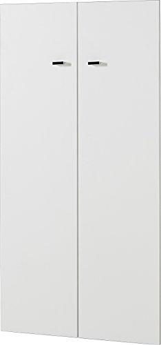 Tür(en) Palma Weiß Aktenschrank Büroschrank