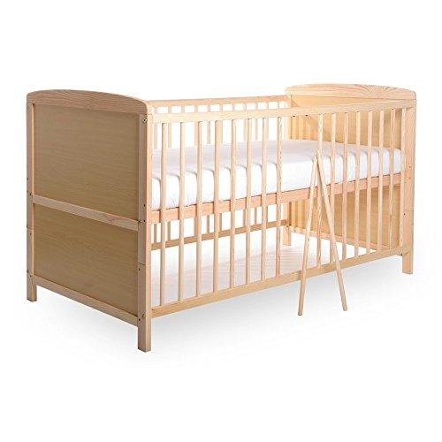 BABYBLUME Kinderbett Babybett Babybett 140x70 cm - Tina in verschiedenen Varianten