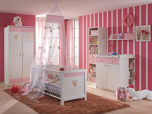 Babyzimmer Cinderella komplett Sets verschiedene Ausführungen
