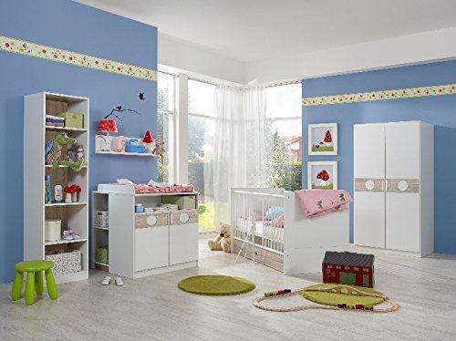 Babyzimmer Kimba komplett Sets verschiedene Ausführungen