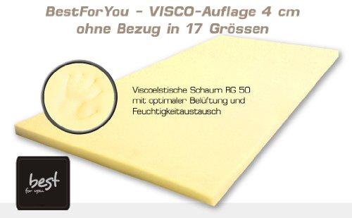 best for kids viscoelastische matratzenauflage babymatratze kindermatratze visco matratzen. Black Bedroom Furniture Sets. Home Design Ideas