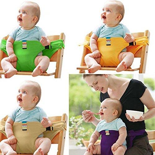 Di&Mi baby tragbar Stuhl-Sitzgurt Esszimmerstuhl Sicherheitsgurt Hochstuhl