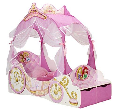 Disney Princess Kutsche Kleinkind Kinder Bett von hellohome