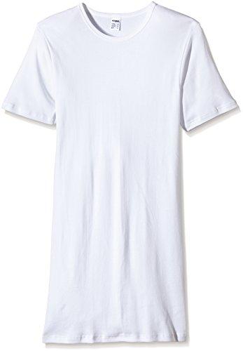 HERMKO 3847 3er Pack Herren extralanges kurzarm Shirt (+10cm)