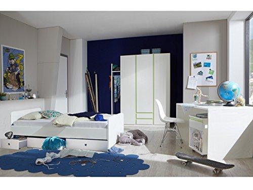 Jugendzimmer Bibi Komplett verschiedene Ausführungen Kinderzimmer Möbel
