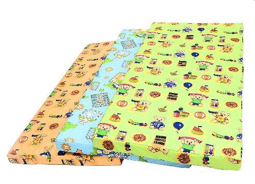 Kinderbettmatratze, Babymatratze 60x120 cm Kinder-Rollmatratze
