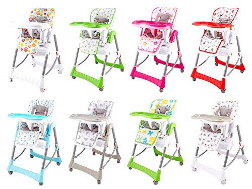 Kinderhochstuhl Babyhochstuhl Babystuhl Kinderstuhl 8 Farben Kinderplay Baby