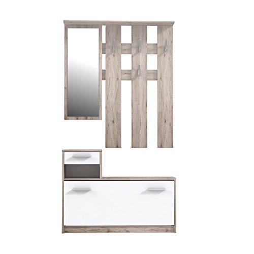 NEWFACE Foxi Garderobe, Holz