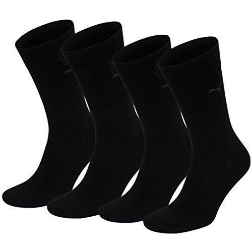 Puma Classic Casual Business–Packung mit 4Paar Socken für Herren