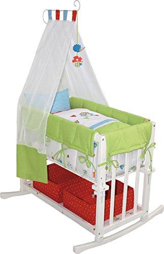 Roba - Stubenbett Babysitter 4in1