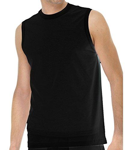 Schiesser Herren Unterhemd Muskelshirt breite Träger 208010