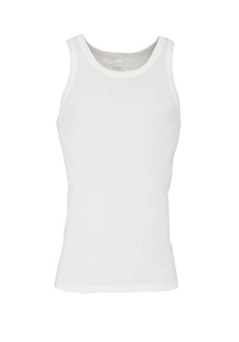 Schiesser Herren Unterhemd Shirt 0/0 Arm