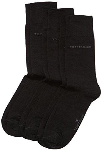 TOM TAILOR Herren Socke 3 er Pack 9003 / TOM TAILOR men basic socks 3 pack