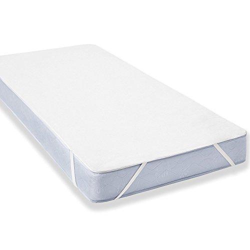 Wasserdichter matratzenschoner - Wasserundurchlässige Matratzenauflage Kopfkissenschoner in verschiedenen Größen (OEKO-TEX® | OEKO-TEX® Standard 100)