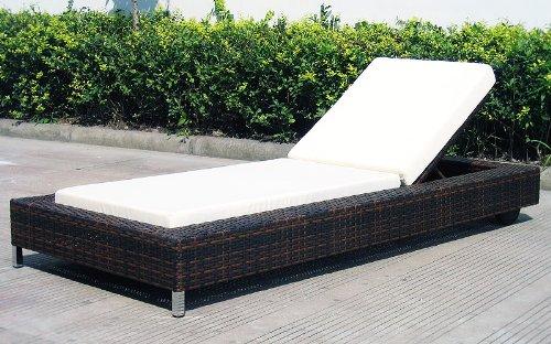 Baidani Designer Lounge-Liege Ocean Dream