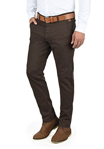 Blend Kainz Herren Chino Hose Stoffhose Aus Stretch-Material Regular Fit