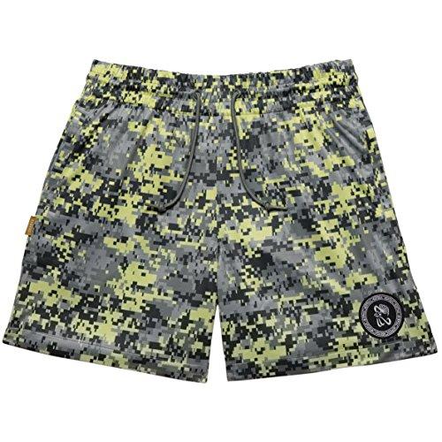 CHABOS IIVII Herren Hosen / Shorts Camo
