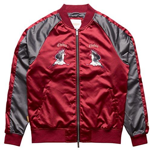Chabos IIVII Bomber Souvenir Jacket Kick Push