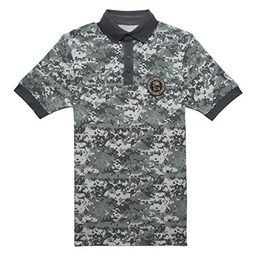 Chabos IIVII Herren Oberteile/Poloshirt Camo