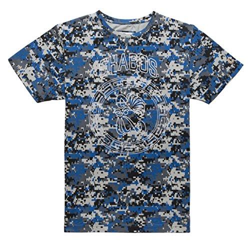 Chabos IIVII Herren Oberteile/T-Shirt Camo