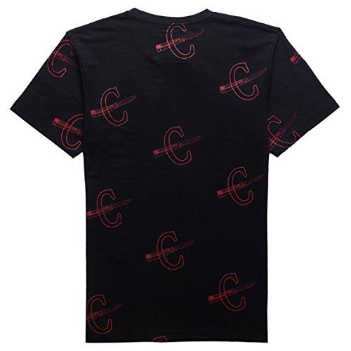 Chabos IIVII Herren Oberteile/T-Shirt Cheuro