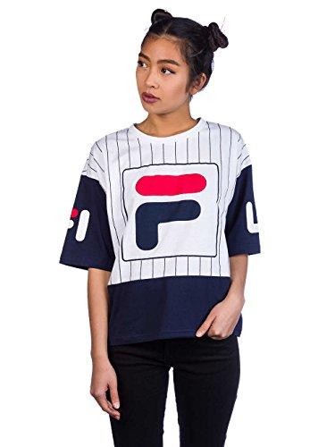 Damen T-Shirt Fila Cropped Late T-Shirt