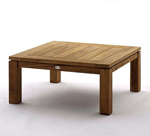 Destiny Couchtisch Dorado Tisch 90 x 45 Sofatisch Teak Gartentisch Loungetisch