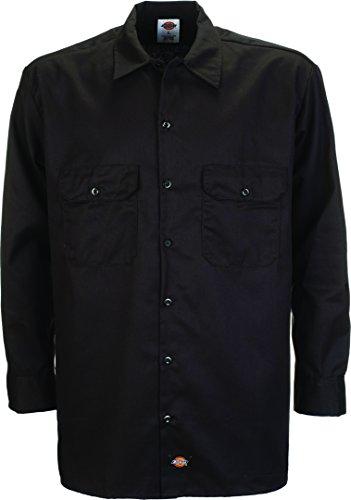 Dickies Herren Freizeithemd Long/S Work Shirt