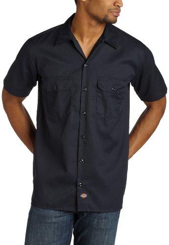 Dickies Herren Freizeithemd Shrt/S Work Shirt