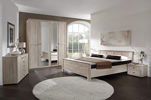 Dreams4Home Schlafzimmerkombination 'Charme II', Schlafzimmer, Schlafzimmer komplett, Schlafzimmer Set