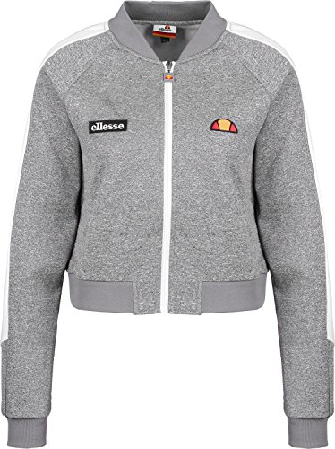 Ellesse Insalata Crop W Trainingsjacke light grey