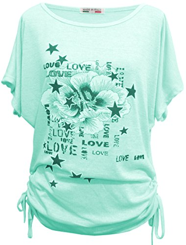 Emma & Giovanni Sommer T-Shirt/Oberteile Kurzarm - Damen