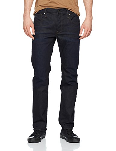 G-STAR RAW Herren Jeans 3301 Straight - Amazon Exclusive Style
