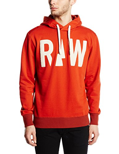 G-STAR RAW Herren Kapuzenpullover Grount Hooded SW L/S