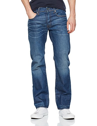 G-STAR RAW Herren Straight Jeans 3301 - Amazon Exclusive Style