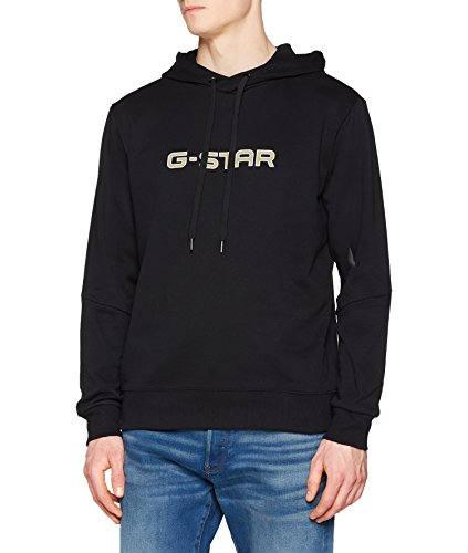 G-STAR RAW Herren Sweatshirt Geston Stalt Dc Hooded Sw L/S