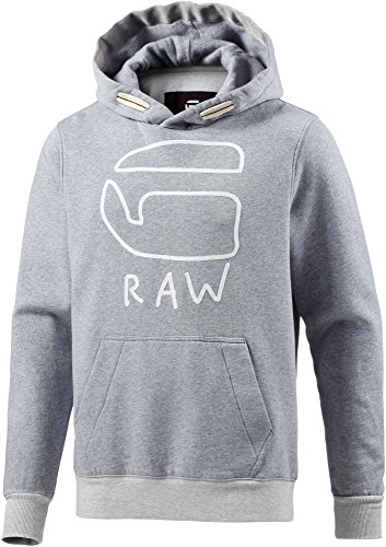 G-STAR RAW Herren Sweatshirt Okisi Hooded Sweat Long Sleeve