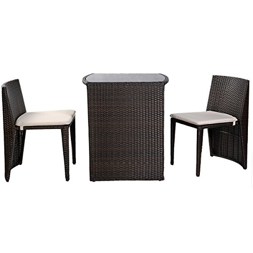Gartenmöbel Rattan Set Lounge Set Polyrattan Sitzgruppe Rattanmöbel Garnitur Garten