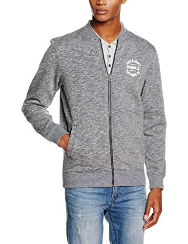 JACK & JONES Herren Jacke Jorbreak Bomber Sweat