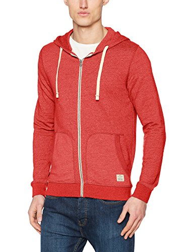 JACK & JONES Herren Sweatjacke Jorrecycle Sweat Zip Hood Noos