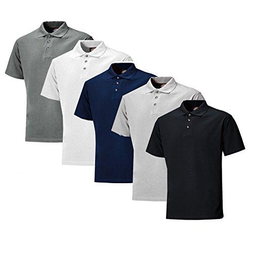 Kultmake !!! DICKIES Polo-Shirt 'Classic' in 6 Farben