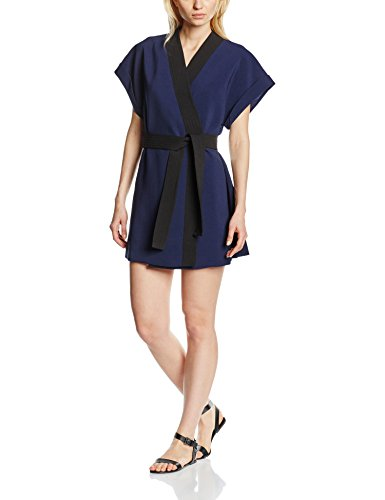 Lavish Alice Damen Kleid Sash Tie Detail Mnii Dress